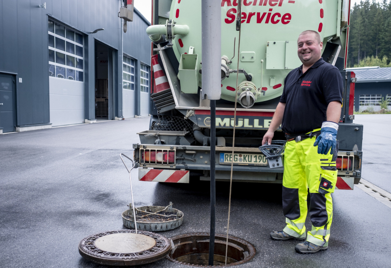 Abflusshilfsdienst - Kanalreinigung